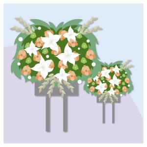 供花のご用命はのイメージ
